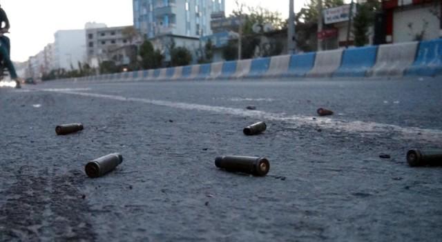 Cizre'de şehit acısı