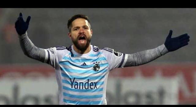 Diego yaptı yine yapacağını!