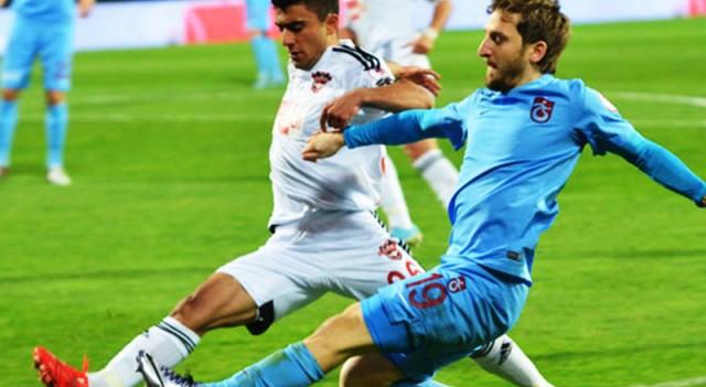 Trabzon kupada coştu