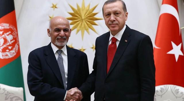 Erdoğan'dan Afganistan'a tam destek