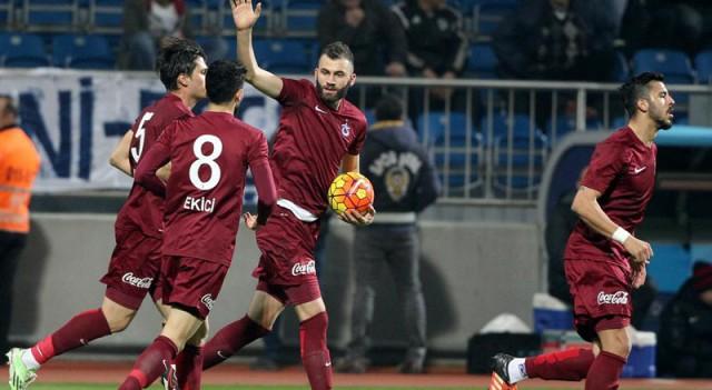 Kasımpaşa:1 Trabzonspor:1 |Spor Toto Süper Lig Maç Özeti