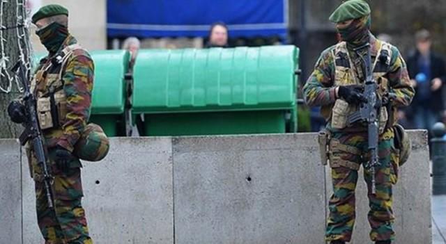 Brüksel'de yılbaşı kutlamalarına 'terör' iptali