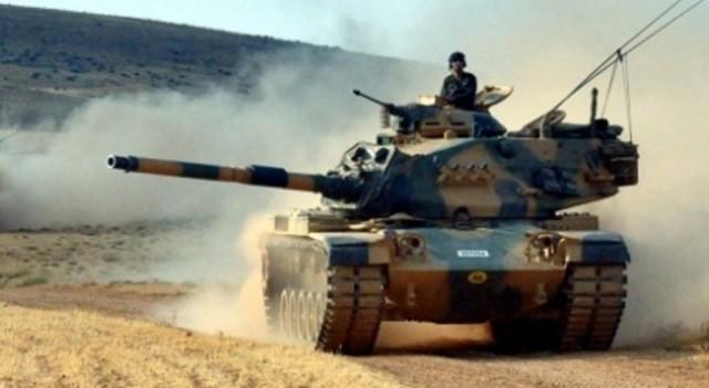 Türk askeri IŞİD saldırısını önlendi