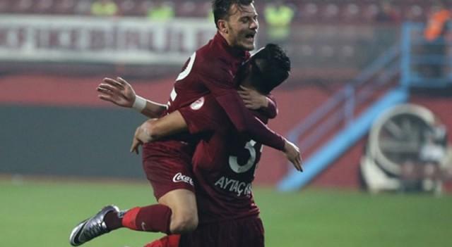 Trabzonspor: 3 Adanaspor: 0