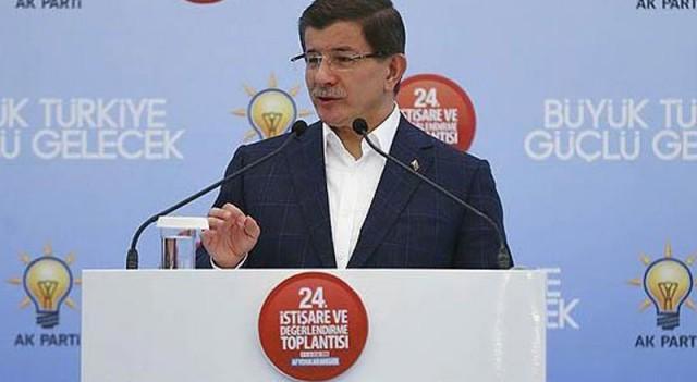 Başbakan Davutoğlu: Süre söz konusu değil