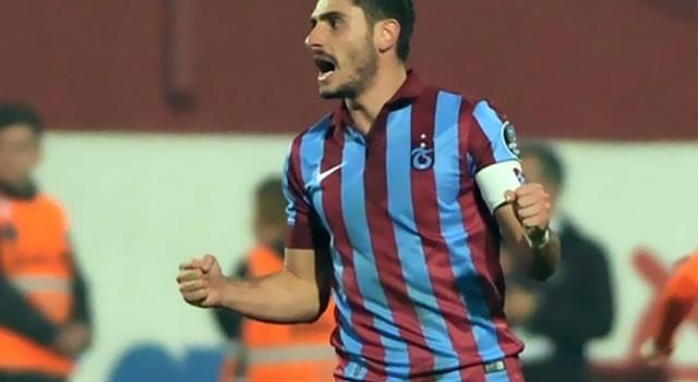 Trabzonspor Özer'i borsaya bildirdi