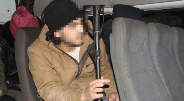 Adana'da 9 DAEŞ şüphelisi yakalandı