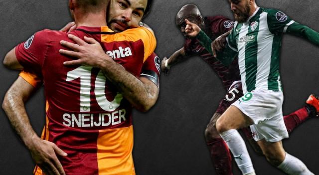 Spor Toto Süper Lig 18. Hafta maç özetleri