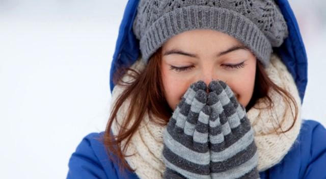 Soğuk havanın da faydaları var!