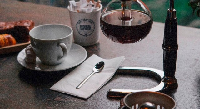 Kahve deneyiminde devrim!