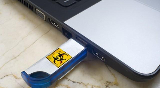 USB bellekte gelen yeni tehlike