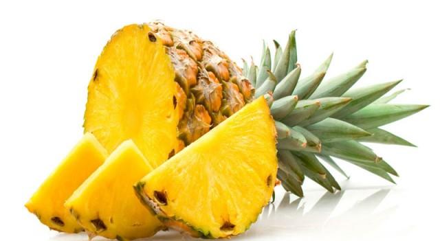 Ananas'ın inanılmaz faydaları