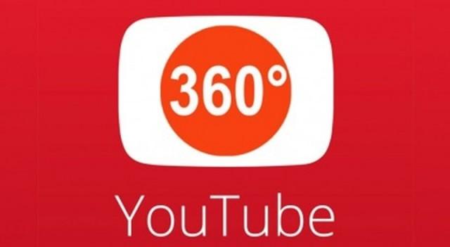 YouTube için 360 derece yayın dönemi başlıyor
