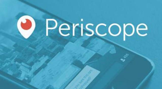 Periscope için kısıtlama kalkıyor