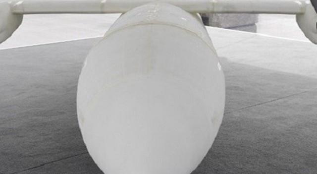 3 boyutlu yazıcı parçaları ile uçak yapıldı