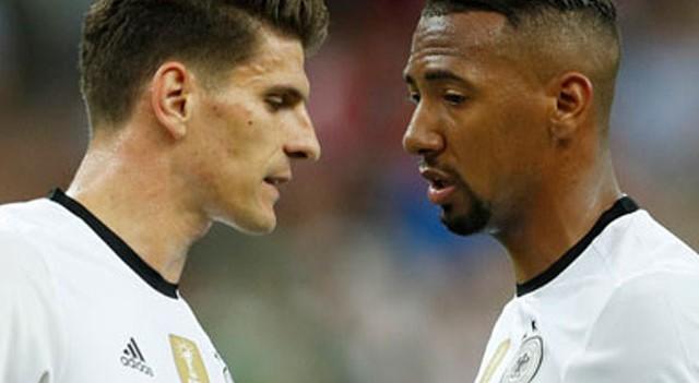 Almanya'da Mario Gomez tartışması!