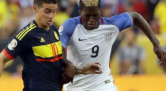 Copa America'nın üçüncüsü Kolombiya!