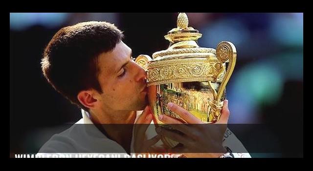 Wimbledon heyecanı başlıyor!
