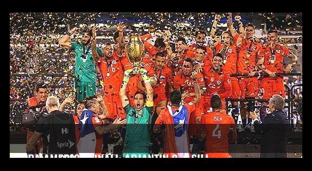 Copa America finali: Arjantin 2-4 Şili