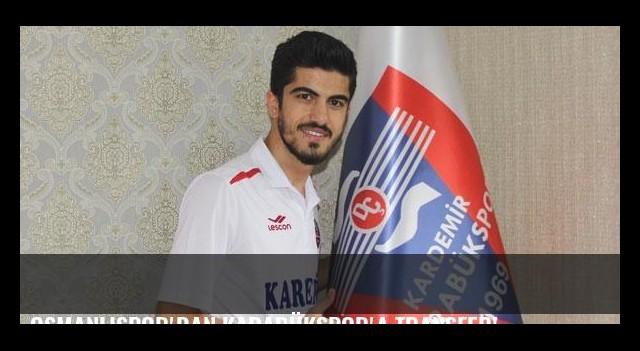 Osmanlıspor'dan Karabükspor'a transfer!