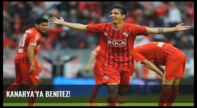 Kanarya'ya Benitez!