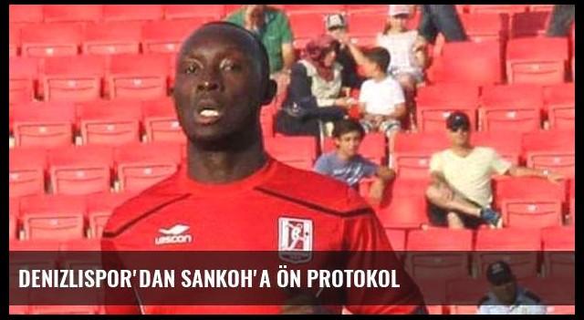 Denizlispor'dan Sankoh'a ön protokol