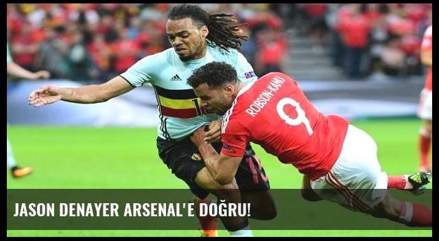 Jason Denayer Arsenal'e doğru!