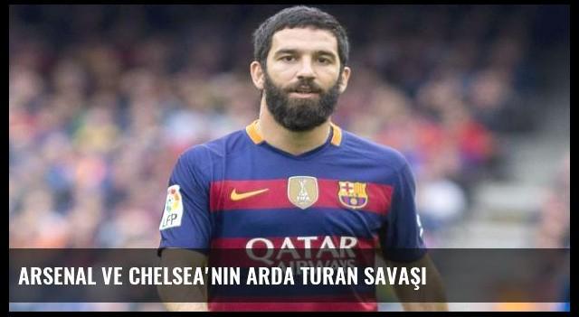 Arsenal ve Chelsea'nin Arda Turan savaşı