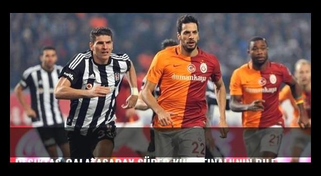 Beşiktaş-Galatasaray Süper Kupa Finali'nin bilet fiyatları açıklandı