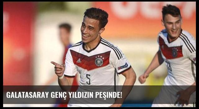 Galatasaray genç yıldızın peşinde!