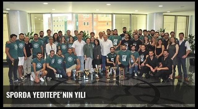 Sporda Yeditepe'nin yılı