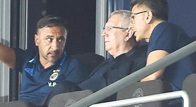 Fenerbahçe'nin hocası Pereira darbe girişimi gecesini anlattı!