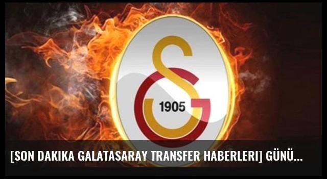 [Son dakika Galatasaray transfer haberleri] Günün öne çıkan Galatasaray transfer iddiaları - 21 Temmuz 2016