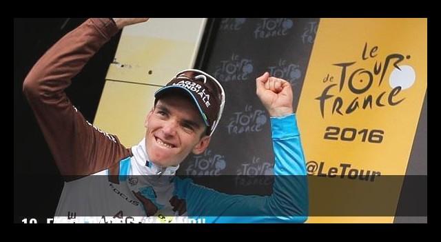 19. etabı Bardet kazandı!