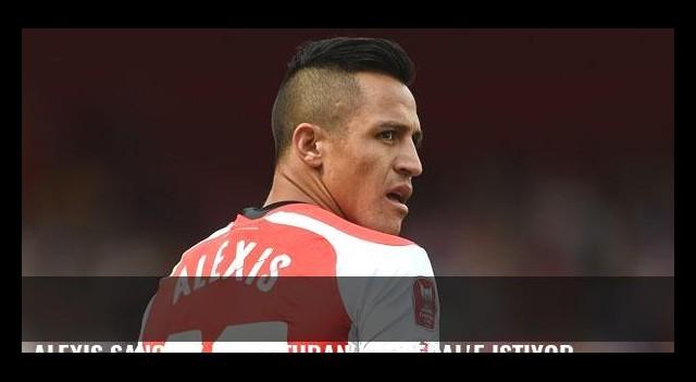 Alexis Sanchez, Arda Turan'ı Arsenal'e istiyor