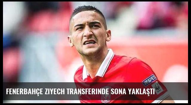 Fenerbahçe Ziyech transferinde sona yaklaştı