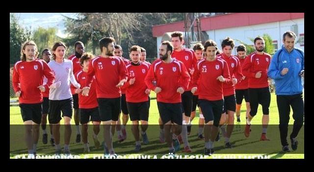 Samsunspor 6 futbolcuyla sözleşme yenilemedi!