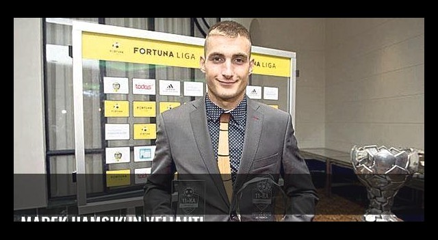 Marek Hamsik'in veliahtı