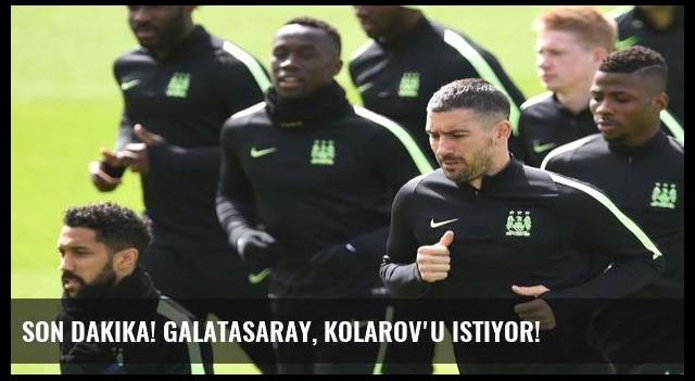 Son dakika! Galatasaray, Kolarov'u istiyor!