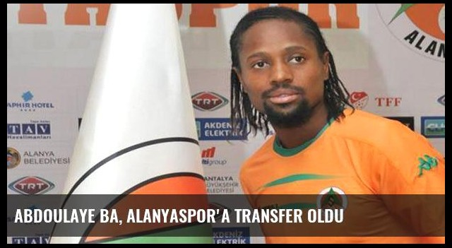 Abdoulaye Ba, Alanyaspor'a transfer oldu