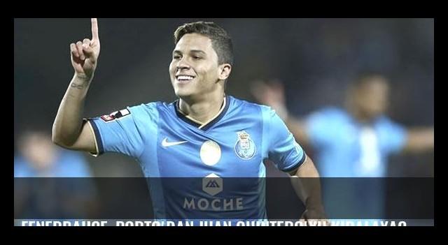 Fenerbahçe, Porto'dan Juan Quintero'yu kiralayacak
