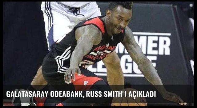 Galatasaray Odeabank, Russ Smith'i açıkladı