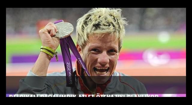 Belçikalı paralimpik atlet ötenaziyi planlıyor