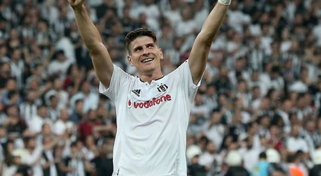 Mario Gomez imza atmak için Beşiktaş'tan servet istedi!