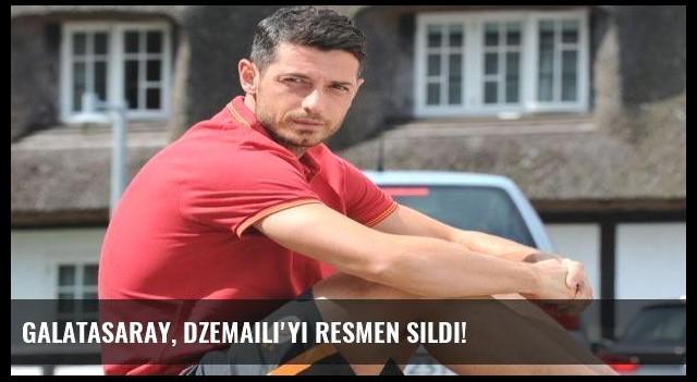 Galatasaray, Dzemaili'yi resmen sildi!