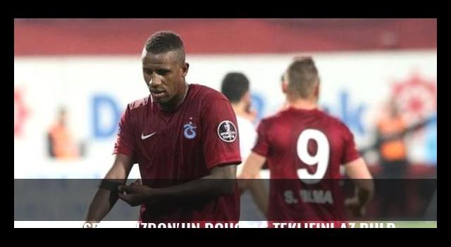 Trabzonspor, Lizbon'un Douglas teklifini az buldu