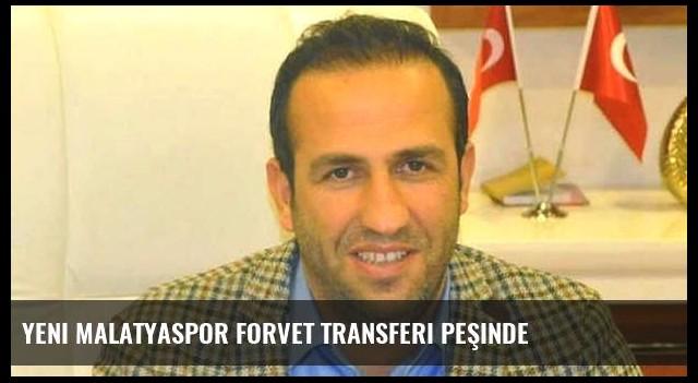 Yeni Malatyaspor forvet transferi peşinde