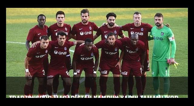 Trabzonspor Macaristan kampını yarın tamamlıyor