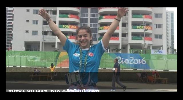 Tutya Yılmaz: Rio gözümü açtı