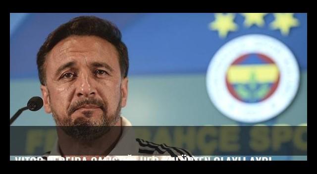 Vitor Pereira çalıştığı her kulüpten olaylı ayrıldı